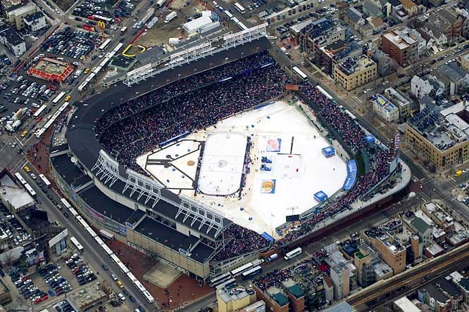 НХЛ. Зимняя Классика